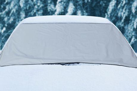 Magnetische Anti-Vries Voorruitbeschermer   Geschikt voor iedere auto. De echt koude maanden zijn er weer. We maken steeds vaker mee dat we 's ochtends de ruiten moeten krabben voordat we in de auto kunnen stappen. Een vervelende klus zo 's ocht