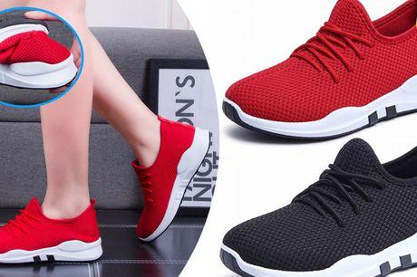 Åndbare sneakers til kvinder