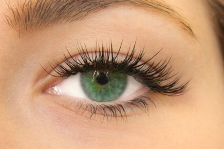Full Set of Individual, 3D or 6D Semi-Permanent Lash Extensions at Baby Pink Nail Beauty (Up to 35% Off)