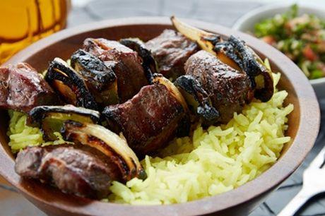 Mediterranes 3-Gänge-Menü für 2 oder 3 Personen im Frisch Restaurant (35% sparen*)