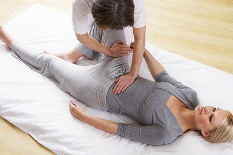 1x oder 2x Japanische Osteopathie-Behandlung bei Yumeiho Japanische Massage Hamburg (bis zu 39% sparen*)