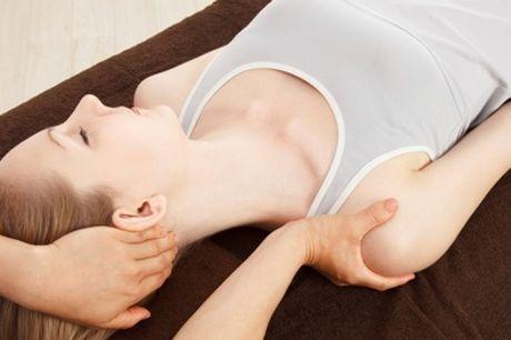 60 Min. Shiatsu-Therapie inkl. Gespräch und Beratung bei der Heilpraktikerin Gisela Grobusch (56% sparen*)