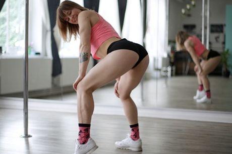 60 Minuten Twerk-Fitness für 1 Person bei Pole your Body (bis zu 59% sparen*)