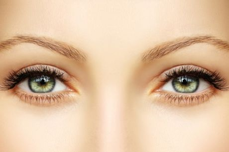 Eyebrow Extensions With Shape and Tidy Plus Lash Tint LG Beauty Suite by Lady Glamoureyes