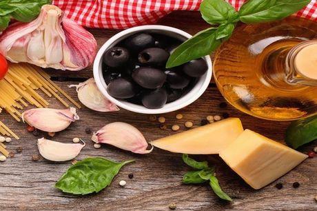 Spar 25% i aften: Hos Ristorante Buono på Vesterbro frister kokken med italiensk kogekunst. Dertil tilbyder de nøje udvalgt vin, der matcher  og fuldender menukortet.  Book hér og få rabat på hele regningen i aften!