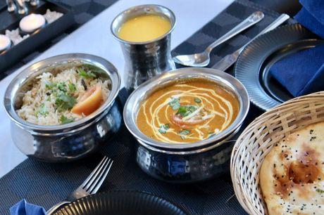 Spar 20% i aften: Restaurant India i Vanløse tilbyder traditionelle indiske retter i deres hyggelige restaurant.  Book hér og få rabat på hele regningen i aften!