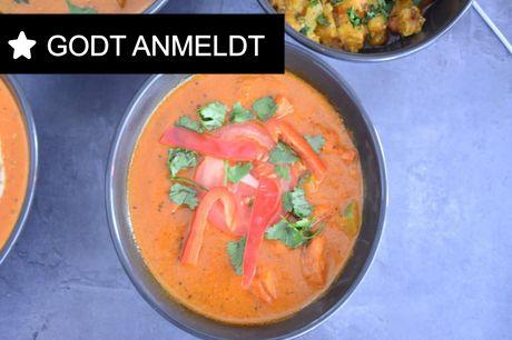 Spar 25% i aften: Lyst til en traditionel pakistansk middag? Så er The Flames på Amager et godt bud! Reserver med R2N og få rabat på både mad og drikke.