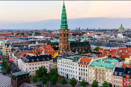 Tag på et dejligt ophold i København - Sæt kryds i kalenderen og book et dejligt ophold på Hotel Amager med 2 overnatninger for 2 personer inklusiv morgenmadsbuffet. Værdi kr. 2100,-