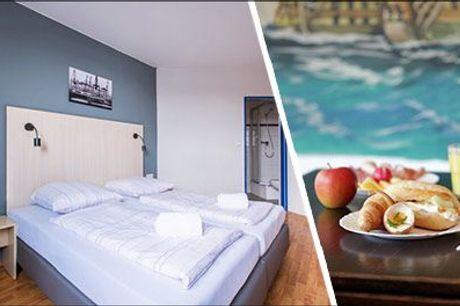 Billigt ophold for 2 i Tyskland - Ophold for 2 personer på A&O Hotels and Hostels. Vælg mellem 2 eller 3 nætter med morgenmad. Værdi op til kr. 2385,-
