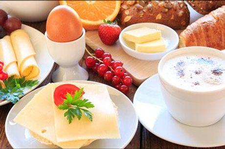 Populært nordjysk ophold! - Rigtig god pris på 3 overnatninger for 2 personer med morgenmad, velkomstdrink, kaffe med sødt og 3 retters menu alle dage, værdi kr. 4353,-