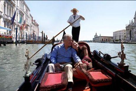 Besøg romantiske Venedig - Tag 2 eller 3 overnatninger for 2 personer på Hotel La Meridiana**** Opholdet er inklusiv dejlig morgenbuffet, normalpris op til kr. 2138,-