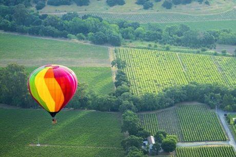 Wertgutschein über 100 oder 200 € anrechenbar auf eine Ballonfahrt für 1 od. 2 Personen mit Gulichs Ballonreisenab 50 €