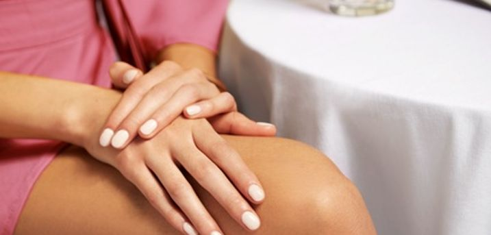 Gel Manicure, Pedicure or Both at The Fitness Club Central (Up to 40% Off)