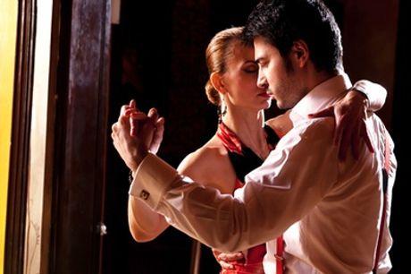 90 Min. Einsteiger-Tanzkurs für 2 Personen bei Petit Palais (77% sparen*)