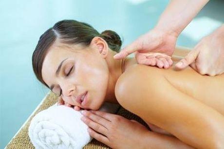 30 Min. Rücken-Massage mit Triggerpunkt-Behandlung bei Miklos Hoffer (62% sparen*)