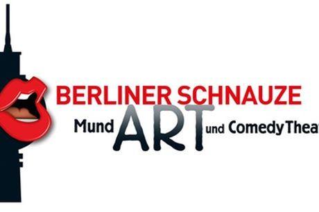 Ticket für eine Vorstellung nach Wahl im MundART und Comedy Theater Berliner Schnauze (30% sparen)