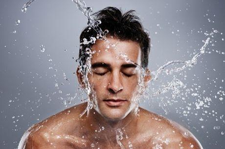 Tratamiento facial para hombres con opción a limpieza de espalda desde 22,95 € en Baobá