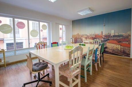 1 o 4 meses y medio de clases de alemán desde 29,95 € en Treffpunkt Escuela De Idiomas