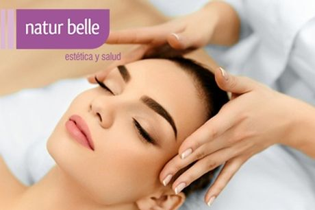 Higiene facial con tratamientos opcionales en Natur Belle (hasta 81% de descuento)