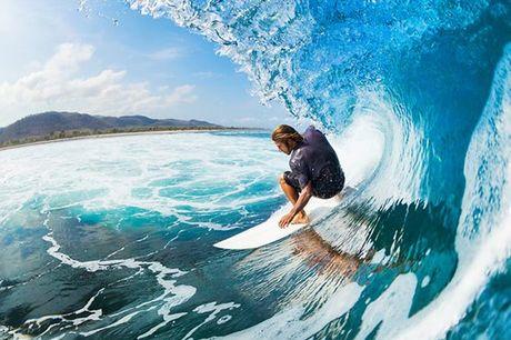 Já experimentou surf? Se nunca experimentou tem aqui uma ótima oportunidade para experimentar e para se apaixonar por este desporto incrível que consegue realmente conectar-nos com a Natureza! A SeaCastle - Surf, Fitness & Wellness tem para si aulas de su