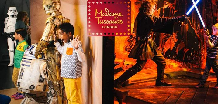 Madame Tussaud's London - Meet the World's Most Famous Faces, Up to 20% off