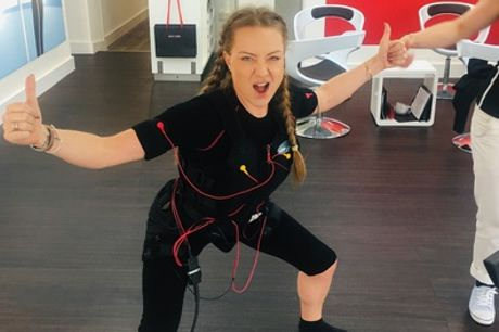 One or Two EMS Workout Sessions with Body Scan and Report at Bodystreet Worthing