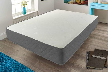 From £39 for a small single, single (£59), small double (£69) or king (£89) cool-blue pocket sprung mattress from Mattress Haven - save up to 90%