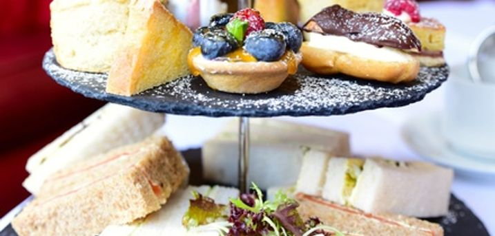 Traditional or Sparkling Afternoon Tea for Two or Four at the Donington Manor Hotel