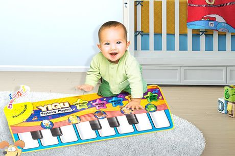 £5.99 instead of £29.99 for a children's piano mat from London Exchain Store - save 80%