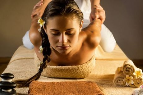 Choice of One-Hour Massage for One or Two at Manchester Massage