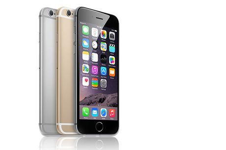 £79 instead of £349.99 for an unlocked refurbished 16GB Apple iPhone 6 with a limited number available for just £75, or £109 for a 64GB model from Renew Electronics - choose gold, silver or space grey and save up to 77%