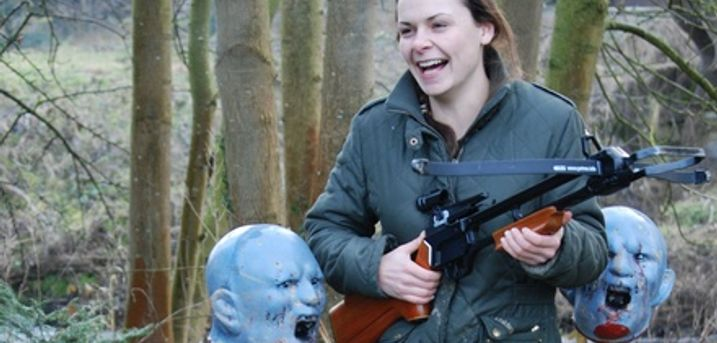 Zombie Apocalypse Survival Camp for Two or Four at Activity Centre Blyth