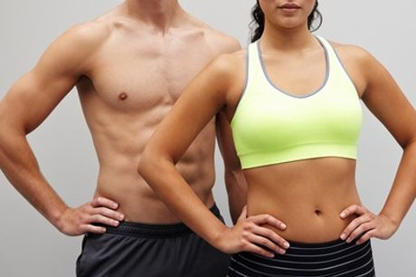12-Week Online Personal Training Programme and Diet Plan with SH Fitness