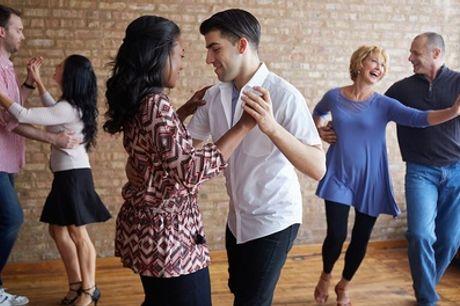 Six or 12 Dance Classes at LEROC Scotland