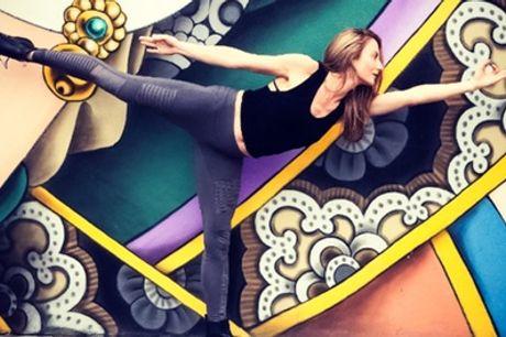 3er-Karte für Yoga-Kurse im Studio 108 Yoga Würzburg (bis zu 45% sparen*)