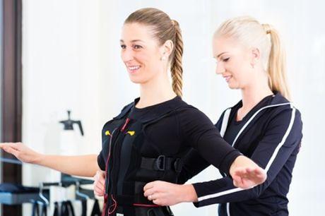 20 Min. EMS-Training inkl. Einweisung und Leihbekleidung im No4 Aktivzentrum (bis zu 84% sparen*)
