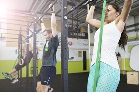 CrossFit für Einsteigermit 5 Einheiten für 1 oder 2 Personen bei CrossFit Kraftmühle (bis zu 72% sparen*)