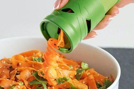 Le découpe légumes. Un moyen original de couper tes légumes. Facile à utiliser. Lames en acier inoxydable