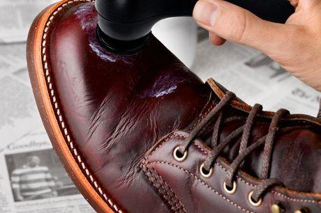 Cireur électrique de chaussures. Il nettoie et fait briller vos chaussures en un rien de temps!.4 types de brosses différents pour répondre à tous vos besoins de polissage.Vous permet d'économiser de l'argent, des efforts, du temps et une visite chez le