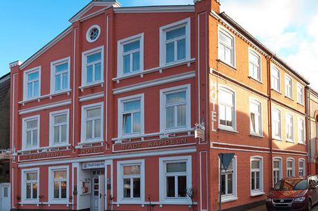 Ostsee - 4*Hotel Stadt Kappeln - 4 Tage für 2 Personen inkl. Frühstück
