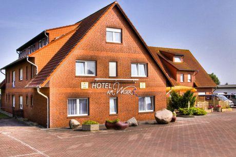 Ostsee - Hotel Am Wasser - 3 Tage für 2 Personen inkl. Frühstück