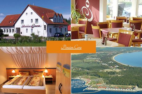 Ostsee - Pension Cora - 6 Tage für Personen inkl. Frühstück