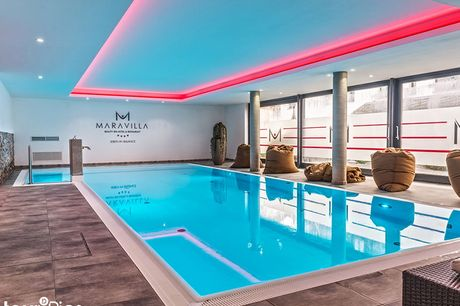 Eifel/Ahrtal - 4*Hotel Maravilla Beauty Spa - 4 Tage für Zwei inkl. Halbpension