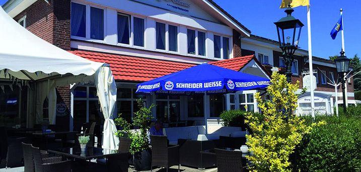 Ostsee - 3*Hotel Burg Klause - 4 Tage für 2 Personen inkl. Frühstück
