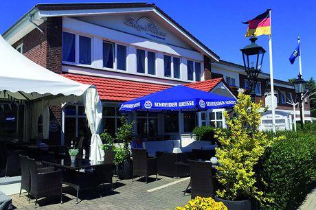 Ostsee - 3*Hotel Burg Klause - 6 Tage für 2 Personen inkl. Frühstück