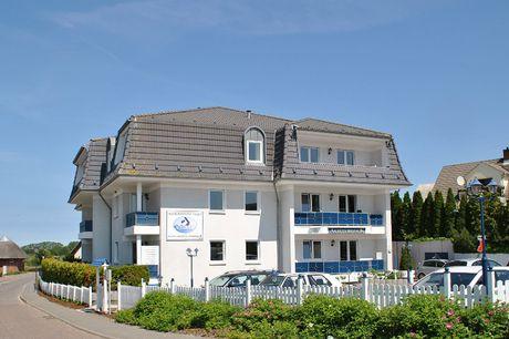 Ostsee - Ferienwohnung Aquarius - 15 Tage für 2 Personen