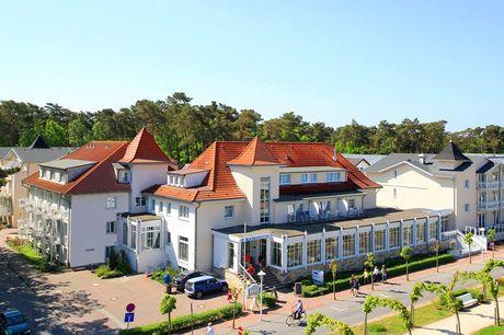 Ostsee - 4*Strandhotel Baabe - 8 Tage für 2 Personen inkl. Frühstück