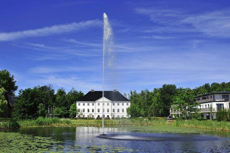 Ostsee - Schlossgut Gross Schwansee - 4 Tage zu zweit inkl. Frühstück