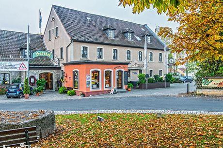 Franken - 4*Akzent Hotel Franziskaner - 5 Tage für Zwei inkl. Frühstück