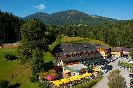 Steiermark - 4*Hotel Vitaler Landauerhof - 8 Tage für Zwei inkl. Halbpension